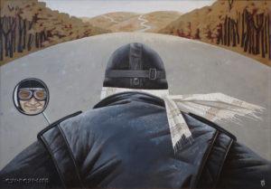 мотоцикл путешествие