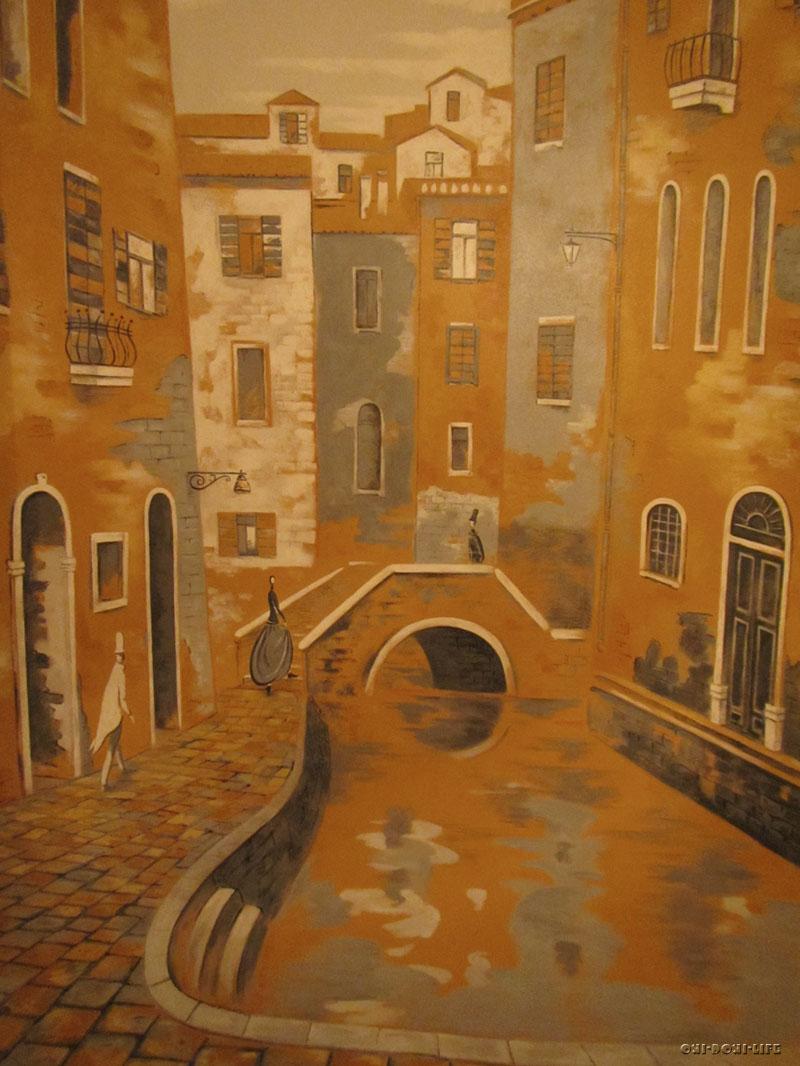 роспись венеция