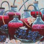 натюрморт вино виноделие