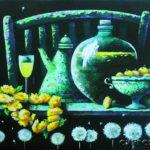 вино одуванчики