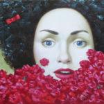 цветы розы милион алых роз праздник