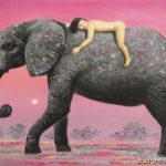 маугли слон сафари